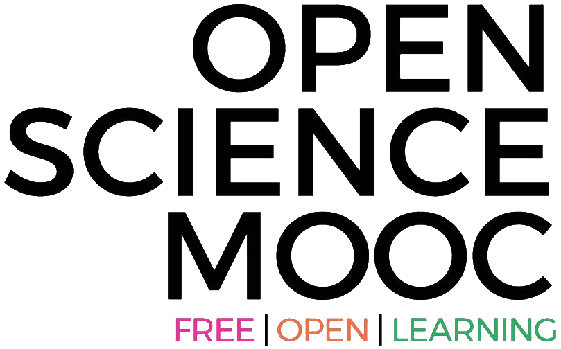 Open Science MOOC logo